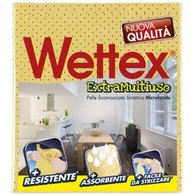 Vileda Wettex Extra Multiuso pelle scamosciata cm. 40x35 pz. 1