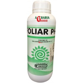 FERTENIA FOLIAR PH CONCIME ACIDIFICANTE PER ACQUE NP 3.17 KG. 1