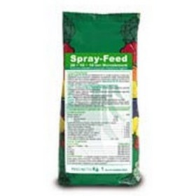 PAVONI CONCIME FOGLIARE SPRAY-FEED NPK 20.20.20 KG. 2,5