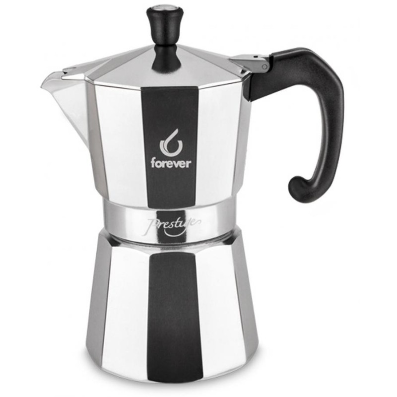 Macchina del caffè caffettiera Miss Moka Prestige 400G 3 tazze