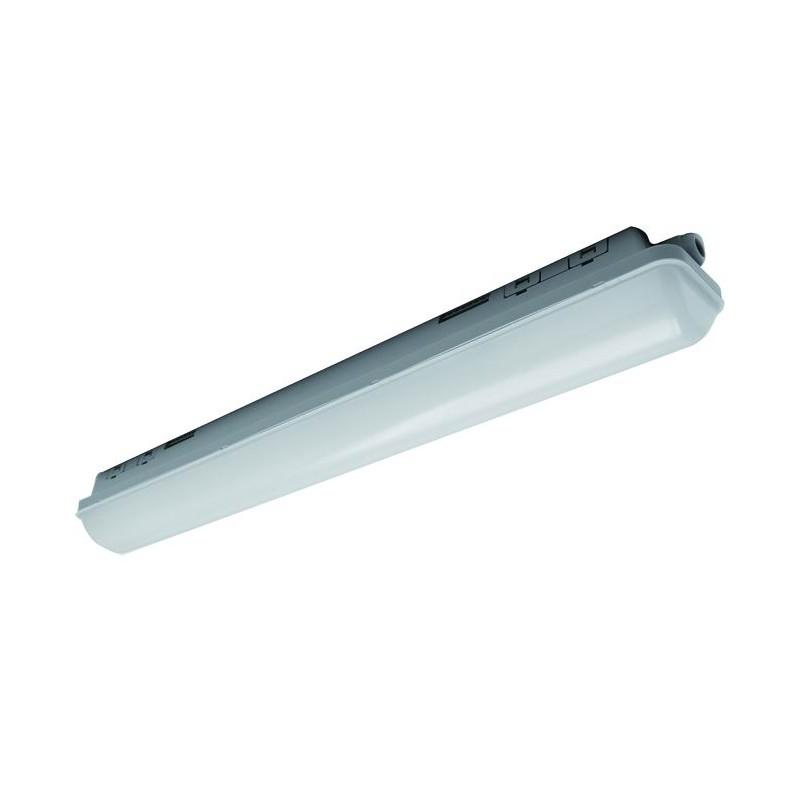 VIGOR PLAFONIERA A LED LUCE BIANCA TRI-PROOF WATT. 48W LUMEN 4200