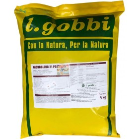 GOBBI MICROBLEND 21 PG Miscela di microelementi boro rame ferro manganese molibdeno e zinco con magnesio KG. 5