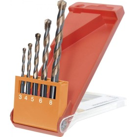 Set 5 punte universali per metallo