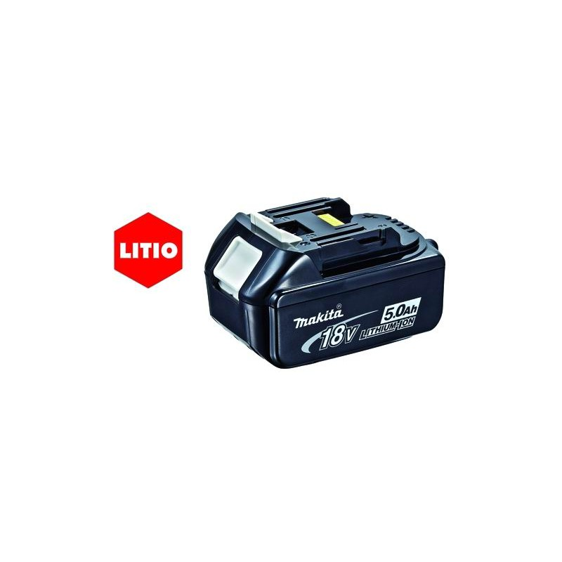 MAKITA BATTERIA 18V-5AH LITIO-ION 197280-8