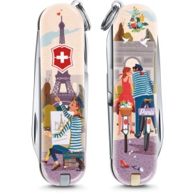VICTORINOX CLASSIC LIMITED EDITION THE CITY OF LOVE ART.