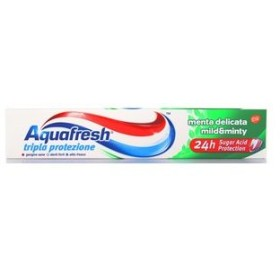 AQUAFRESH DENTIFRICIO ANTITARTARO TUBO ML. 75