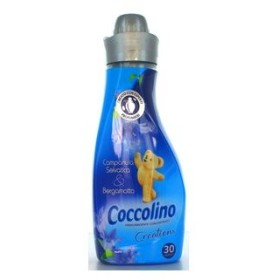 COCCOLINO CONCENTRATO 30 LAVAGGI CAMPANULA SELVATICA&BERGAMOTTO