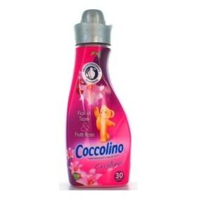 COCCOLINO CONCENTRATO 30 LAVAGGI FIORI DI TIARE'&FRUTTI ROSSI