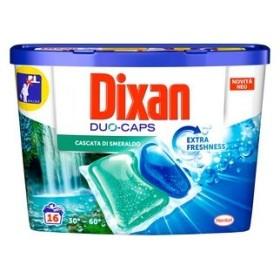 DIXAN DUO-CAPS CASCATA DI SMERALDO PZ. 16