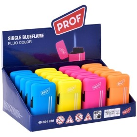 ACCENDINI PROF SINGLE BLUEFLAME FLUO COLOR conf. 20 PEZZI
