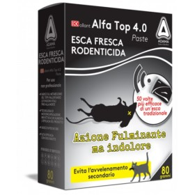 KOLLANT ALFA TOP 4.0 TOPICIDA ESCA IN PASTA GR. 80