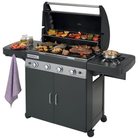 BARBECUE BARBECUE A GAS DUALGAS 4 SERIES CLASS.LSPLUSDARK DG