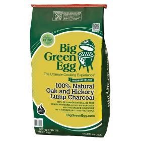 Big Green Egg Sacco Carbonella Vegetale Organico in pezzi kg.