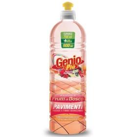 GENIO PIU DETERGENTE PER PAVIMENTI FRUTTI DI BOSCO ml. 900
