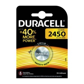 DURACELL BATTERIA SPECIAL LITIO 3V CR 2450