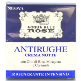 ROBERTS ACQUA ALLE ROSE CREMA VISO ANTIRUGHE SENSITIVE PELLI