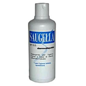 SAUGELLA DERMOLIQUIDO PH3.5 A BASE DI SALVIA OFFICINALES 500 ML.
