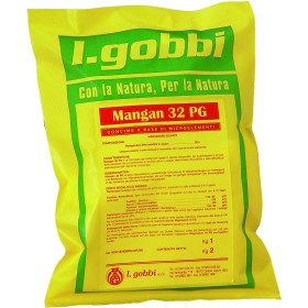 GOBBI MANGAN 32 PG CONCIME BIOLOGICO A BASE DI MANGANESE KG. 5