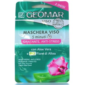 GEOMAR MASCHERA VISO 5 MINUTI IDRATANTE ANTISTRESS 15 ML