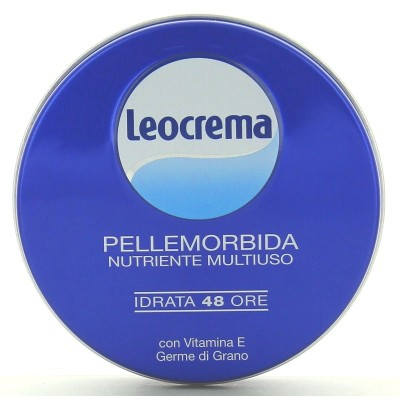 LEOCREMA CREMA CORPO PELLE MORBIDA 50 ML