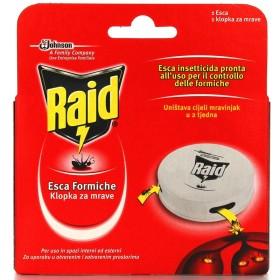 raid casetta esca formiche